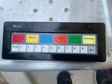Logic Controls Bump Bar Kb 1700