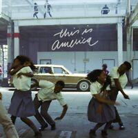 """Childish Gambino """"This Is America"""" Art Music Album Poster HD Print 12 16 20 24"""""""