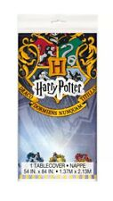 HARRY POTTER BIRTHDAY PARTY PLASTIC TABLE COVER CLOTH TABLECOVER