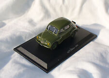 Renault 4CV Affairs oliv 1954 1:43 Eligor Blister Modellauto / Die-cast