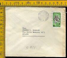 Repubblica francobollo commemorativo isolato S 911