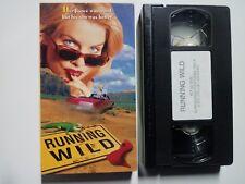 Running Wild VHS Full Length Screener Copy VHS