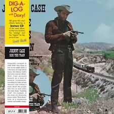 Johnny Cash-Ride This Train LP + CD NEW 180g Vinyl Edition NUOVO