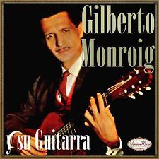 GILBERTO MONROIG iLatina CD #95 Nostalgia Bolero Tango Voz Y Guitarra Romántica