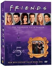 Friends - The Complete Fifth Season (DVD, 2014, 4-Disc Set) WORLD SHIP AVAIL
