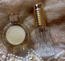 Vintage 1 Coeur Joie Nina Ricci Paris France Lalique 1 French Empty 2 Pc #A
