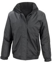 Cappotti e giacche da donna nero impermeabili taglia L