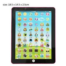 Kids Children Tablet Pad Educational Learning Toys For Boys Girls Baby Gift Sale