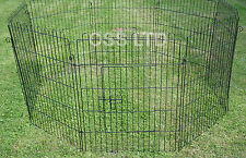 Medium 8 sided Dog pen, Pet pen,chicken, duck, pet,run,enclosure,Rabbit, DR1002S