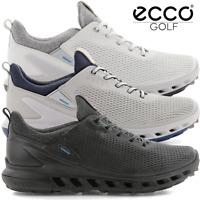 ECCO M GOLF BIOM COOL PRO MENS GORE-TEX® WATERPROOF GOLF SHOES +FREE SHOE BAG