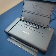 Canon PIXMA iP110 Wireless Compact Mobile Printer Smartphone WiFi AirPrint