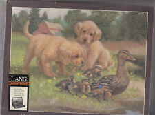 """LANG """"FOLLOW THE LEADER""""  500 PIECE JIGSAW PUZZLE 18"""" x 24""""  2012, MFG. SEALED"""