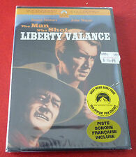 New DVD Movie The Man Who Shot Liberty Valance ! 1962 Original Version