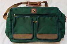 Caravel Vintage Green Travel Bag 12/95