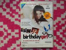 Birthday Girl DVD R4 #6208