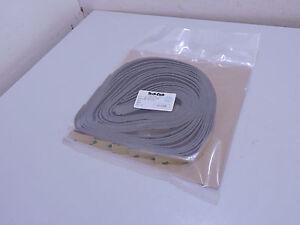 10x Tech-Etch 4020-5021-0034 EMI Shielding Gasket Multishield 3ft 15.8mm /2.4mm