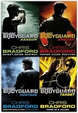 Bodyguard Series Collection Chris Bradford 4 Books Set Hostage, Ransom, Ambush,