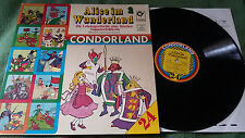 LP: Alice im Wunderland 2 - CONDORLAND 24