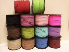 Leather/ Suede (Faux) 1-5 Craft Jewellery Cord