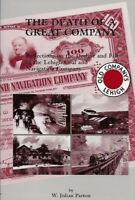 The Death of a Great Company - LEHIGH COAL and NAVIGATION Company (NEW BOOK)
