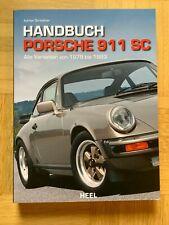 PORSCHE 911 SC Handbuch alle Varianten 1978-83 (kartoniert 2016)
