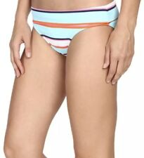 Tommy Bahama TB Rugby Stripe Wide-Band Hipster Bikini Bottom XS 3713