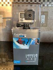 GoPro Hero4 12MP Action Camera - Silver