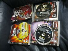 Guitar Hero 3, 5, World Tour Playstation 3 PS3 Games