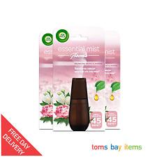 Airwick Air freshener Essential Mist Aroma Refill Balancing Peony & Jasmine 20