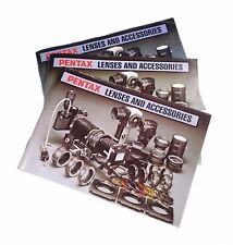 Pentax Lenses and Accessories Guide (1980-1984)