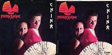 DISCO 45 GIRI      MOONSHINE - CHINA