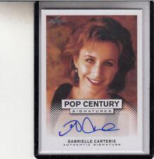 """2013 LEAF POP CENTURY GABRIELLE CARTERIS BEVERLY HILLS 90210 """" AUTOGRAPH AUTO"""