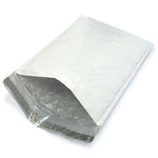 "250PCS #0 X-Large 6.5""x10"" Poly Bubble Padded Envelope Shipping Mailer Seal Bag"