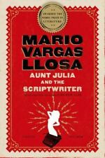 Aunt Julia and the Scriptwriter by Mario Vargas Llosa (English) Paperback Book