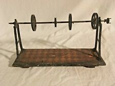 German EARLY LARGE steam engine tin toy transmission rare 1910s Marklin Bing