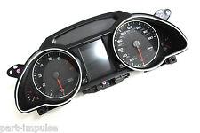Audi A5 8T Tacho Kombiinstrument FIS MFA Benzin Cluster US  8T0920950N