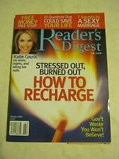 February 2007 Reader's Digest Magazine - How To Recharge (MS-b34)