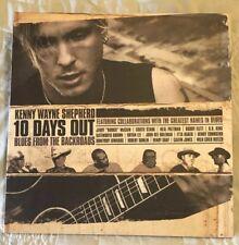 Kenny Wayne Shepherd 10 Days Out 2X LP 2007 Reprise 49294 Blues Backroads NM/NM