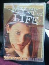 [New] My So-Called Life: Volume Two Claire Danes (Dvd, 1995) Sealed