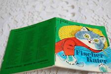 Pixi Buch Nr. 158 Fischer Kater Auflage 1969, 1965
