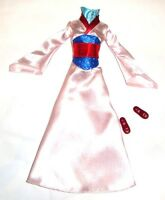 Barbie Fashion Signature Pink Gown For Barbie Dolls dn500