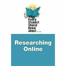 What Every Student Should Know about Researching Online (2nd Edition) (What Ever