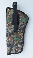 """Belt Holster 7 1/2"""" - 8 3/8"""" Scoped Revolver Ruger S&W"""