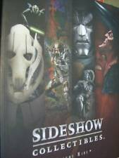 Sideshow Collectibles Volume Nine 2005 Catalog Book Of Figurines, Models
