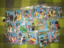 LEGO THE COMPLETE COLLECTABLE MINIFIG SERIES 3 + ALL ACCESSORIES & INSTR. NEW