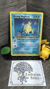 Pokemon *1st Edition* Shining Magikarp 66/64 Neo Revelation Holo NM