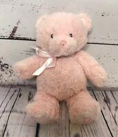 Gund My First Teddy Bear Baby Girl Stuffed Animal, Pink 10 inches M