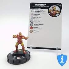 Iron Man - 003 Marvel Secret Wars Battleworld HeroClix Common