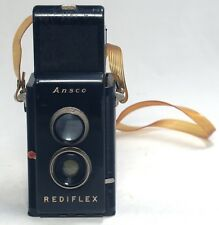 Vintage ANSCO Rediflex Film Camera AGFA USA