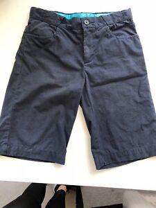 GANT Boys Navy Shorts SIZE L (9-10) WAS $129
